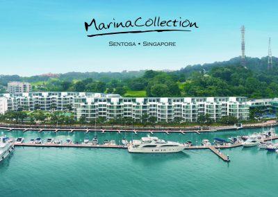 Marina Collection at Sentosa Cove Singapore